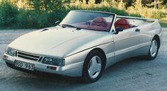 Zijn tijd ver vooruit: Saab 900 Speedster