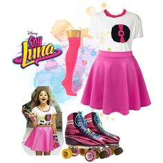 soy luna A fashion look from November 2016 featuring white sweater, h&m shorts and River Island. Browse and shop related looks. Luna Fashion, Fashion Looks, Disney Channel, Iridescent Color, Ambre Smith, Look Street Style, Character Inspired Outfits, Son Luna, Dresses Kids Girl