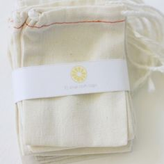 Cloth Bags by we love citrus