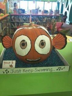 No-Carve Pumpkin Decorating & book character pumpkin decorating contest flyer - Google Search ...