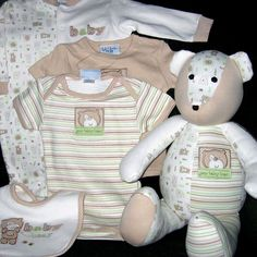baby clothes quilts   Baby_clothes_bear_2008
