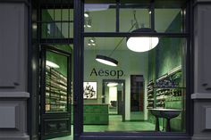 Aesop store by Weiss heiten Berlin Germany Aesop signature store by Weiss–heiten, Berlin   Germany