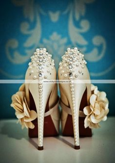 Customised Shoes Gallery by Nicky Rox - Nicky Rox Customised Shoe Designs & Shoe Decorating Parties