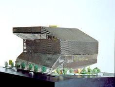 seattle library model - Google Search