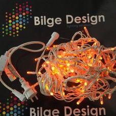 Eklemeli Led Işık 10 mt IP65 Orange