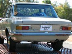 Mazda 1500 Deluxe - 1969 | Retro Rides