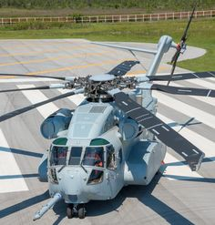 CH-53K unveiled by Sikorsky