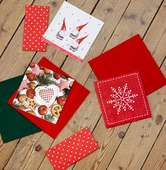 Christmas napkins from Duni