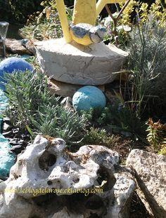 Le jardin de rocaille terminé/Rock garden achieved - Le blog de Semper Rose