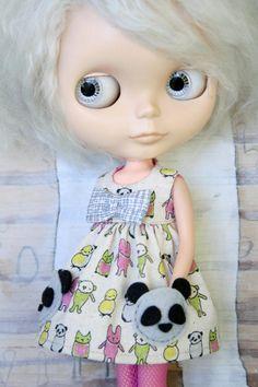 Pandamic...Blythe dress