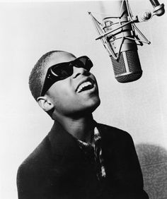 Stevie Wonder, boy genius