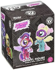 Funko My Little Pony Power Ponies One Mystery Mini Figure... https://www.amazon.com/dp/B01LEJCDNM/ref=cm_sw_r_pi_dp_x_ZJofAb2B6ZZ1N