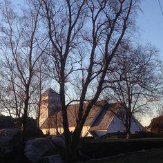 Rugsund #church #nordfjord #norway