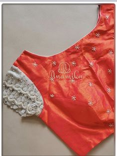 Netted Blouse Designs, Cutwork Blouse Designs, Kids Blouse Designs, Hand Work Blouse Design, Simple Blouse Designs, Stylish Blouse Design, Saree Blouse Designs, Blouse Patterns, Latest Blouse Designs