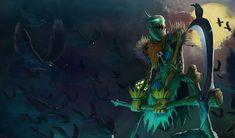 Fiddlesticks, The Harbinger of Doom