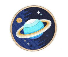 Image of Galaxy Planet Patch