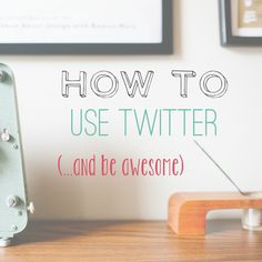 stellar 5 point guide to use Twitter