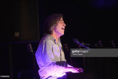 Jackson Brown performs at the GRAMMY Foundation House Concert on July 26, 2014 in Santa Rosa, California.