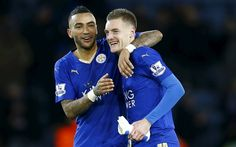 Jamie Vardy wonder goal against Liverpool shows the Leicester City striker is the man for the big occasion