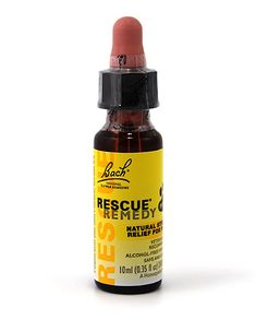 Rescue Remedy has been recommended by veterinarians for animals worldwide as an emergency remedy to help calm pets in all kinds of stressful situations. This alcohol-free formulation is suitable for use with all animals, including dogs, cats, horses and birds.