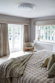 A Surrey Family Home - Bedroom by Sigmar