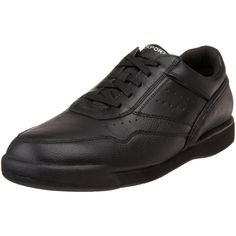 Rockport Men's M7100 Pro Walker Walking Shoe      Rockport have a decent range of walking shoes for men.     The best thing about these is that they do not have the sneakers look, and can therefore be worn with both business and casual attire.     For those who prefer the sneakers look, there is a separate range available.     As walking shoes go these are quite nicely styled and come in different designs and colors.