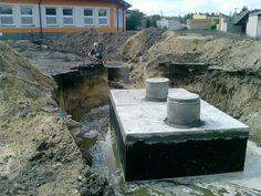 Szamba betonowe Katowice