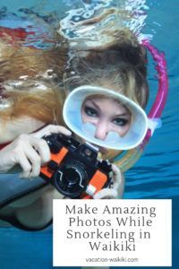 Learn on how to make the best photos while snorkeling in Waikiki. We'll give you tips on where to snorkel and what equipment is best. Hawaii Vacation, Oahu Hawaii, Hawaii Travel, Best Hawaiian Island, Hawaiian Islands, Turtle Beach, Pearl Harbor, Fun Activities To Do, Waikiki Beach