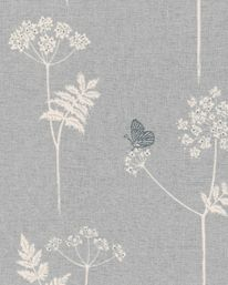 """Cow Parsley"" wallpaper, design and copyright by Vanessa Arbuthnott. [cow parsley / wild chervil, Anthriscus sylvestris, Apiaceae]"