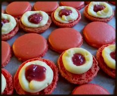 sweet melange: Macron's fillings aneb náplně do makronek Homemade Gifts For Friends, Macarons, Cheesecake, Sweet, Cookies, Recipes, Anna, Gardening, Blog