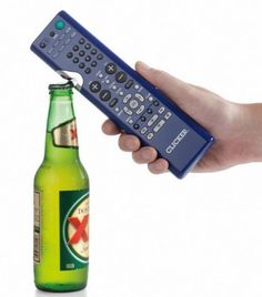 tv remote bottle opener PERFECT FATHERS DAY GIFT – TV REMOTE COMBINED WITH A BOTTLE OPENER – MANS NEW BEST FRIEND
