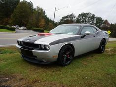 2010 DODGE CHALLENGER for sale at J & M Chevrolet, Inc.