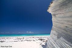 (via Photos de la superbe plage de Lighthouse au Sud d'Eleuthera aux Bahamas   Un Monde Ailleurs, blog de voyages)