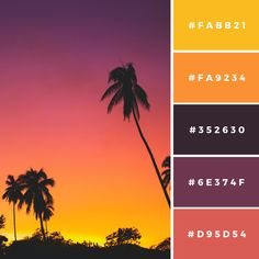 Beach Color Palettes, Orange Color Palettes, Color Schemes Colour Palettes, Colour Pallette, Color Palate, Color Combos, Orange Color Code, Orange Color Schemes, Color Palette For Home