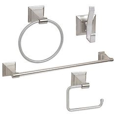 Found It At Wayfair  Kinla Bathroom Hardware Sets  Bathroom Brilliant Brushed Nickel Bathroom Accessories Inspiration
