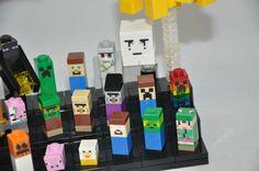 Custom LEGO MINECRAFT MINI Mob Minifigures Super Lot by 3direction
