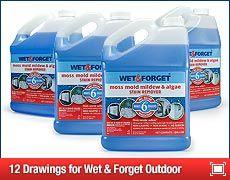 WetAndForget.com 2013 Great Backyard Giveaway - Win the Ultimate Backyard Paradise