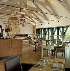 DESIGNRESTAURANTS The Barn at Coworth Park - Ascot, Berkshire | Club offers available
