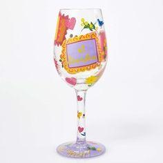 WINE GLASS #1 GRANDMA - GLS11-5518G