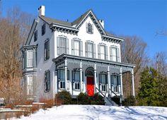 white italianate house | Mister-Martha-Kraemer-House-Exterior-Renovation-After-1