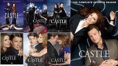 Castle Seasons 1-7 DVD Set