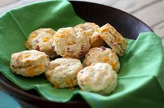 Flaky Cheddar and Ham Biscuits | MAKE: Craft