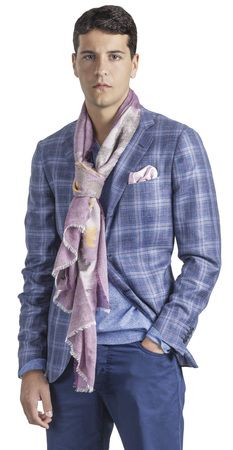 Kiton's CEO talks about the Spring/Summer 2015 collection - NOWFASHION