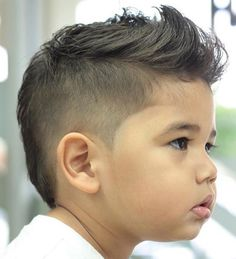 Cute boys Mohawk Lil Munchkins Little boy haircuts, Toddler boy with mohawk hair style images - Hair Style Image Cool Kids Haircuts, Boys Haircuts 2018, Cute Toddler Boy Haircuts, Boy Haircuts Short, Little Boy Hairstyles, Baby Boy Haircuts, Men's Haircuts, Men's Hairstyles, Pixie Hairstyles