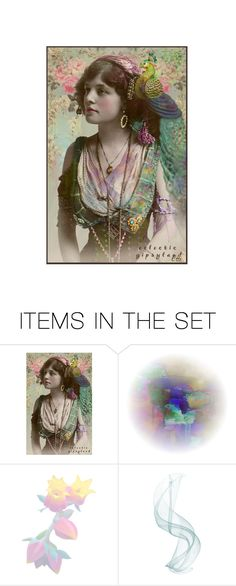 """PHOTO ALBUM. PORTRAIT COLLECTION"" by etteniotna ❤ liked on Polyvore featuring art"