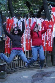 Tokyo Jumps  #PotentialistCanada