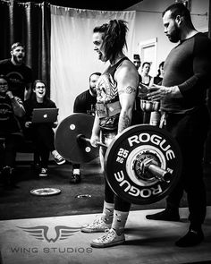 One of my favourites from the @staveoff #barbellsforbrooke event! #badass #powerlifting #liftheavy #likeaboss