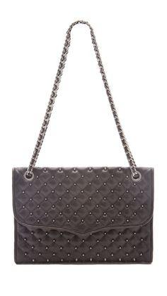 Rebecca Minkoff Spikey Studded Large Affair Bag... WANT