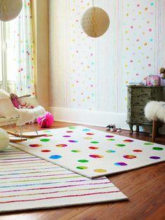 Tausend schöne Kinderteppiche