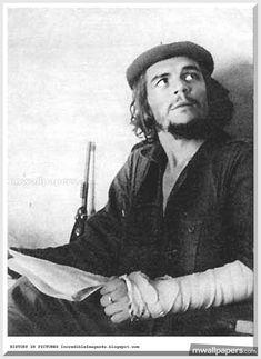 Che Guevara and Fidel Castro Photographs Che Guevara Books, Che Guevara Images, Che Guevara Pictures, Wallpapers En Hd, Viva Cuba, Ernesto Che Guevara, Face Proportions, Fidel Castro, Revolutionaries